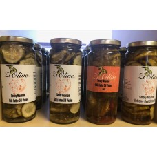 Zi Olive Spicy Butter Dill Pickles