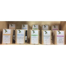 Zi Olive Two Pack Sampler Box - 2 - 100ML bottles of Olive Oil and Balsamic Vinegar